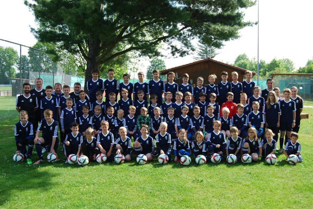 BFV Ferienfußballschule 2016