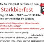 Starkbierfest2017